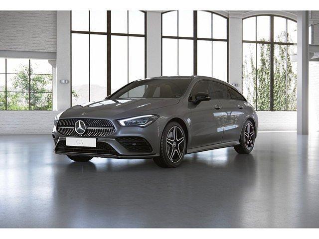 Mercedes-Benz CLA Shooting Brake - 200 SB d 4M AMG Sport Night Wide LED Navi Ka