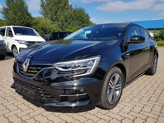 Renault Mégane - Megane Intens NAVI/PDC/LED/ALU/SHZ TCe140, 102 kW (140...