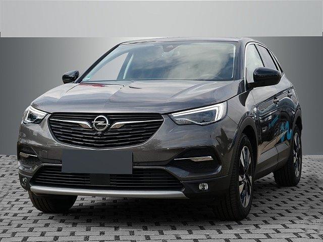 Opel Grandland - X INNOVATION 1.2 Turbo EU6d LED Navi Keyless Dyn. Kurvenlicht Parklenkass. Fernlichtass.