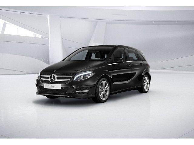 Mercedes-Benz B-Klasse - B 180 Urban EasyVario LED Navi Totw.-Ass. SHZ Ei