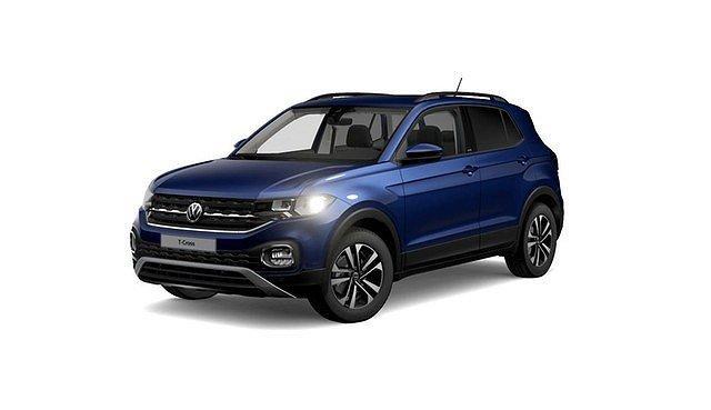 Volkswagen T-Cross - 1.0 TSI United R ka/ACC/Navi/Bluetooth/Kli
