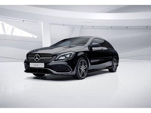 Mercedes-Benz CLA Shooting Brake - 180 SB AMG Sport Night LED Navi SHZ Einparkh