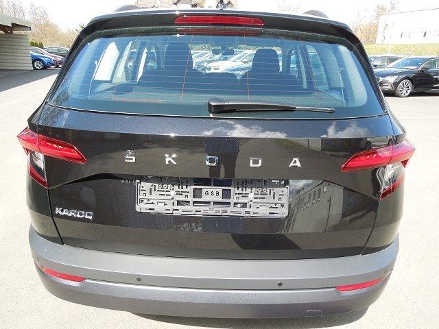 Skoda Karoq - 2.0 TDI Style AHK/LED/Navi/Kamera/Sofort
