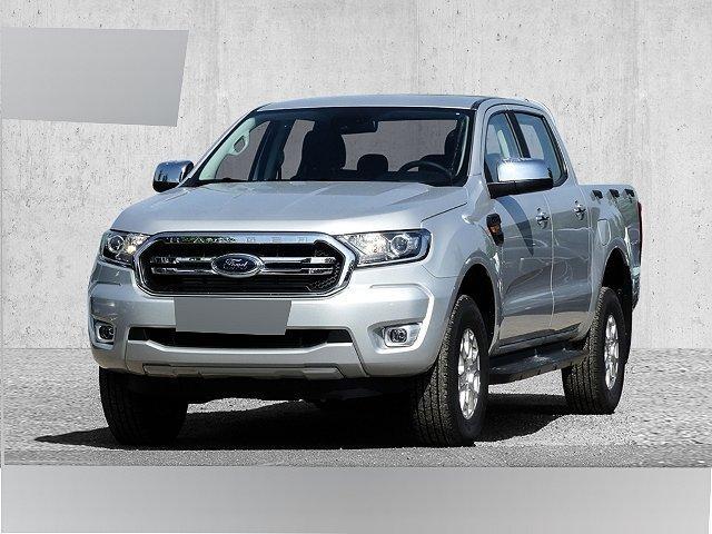 Ford Ranger - 2.0 170PS XLT Doka Anhängerkupplung Sitzheizung Parksensoren