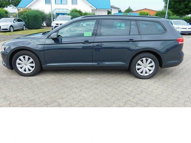 Volkswagen Passat Variant - 1.6 Trendline BMT TDI Navi Klima