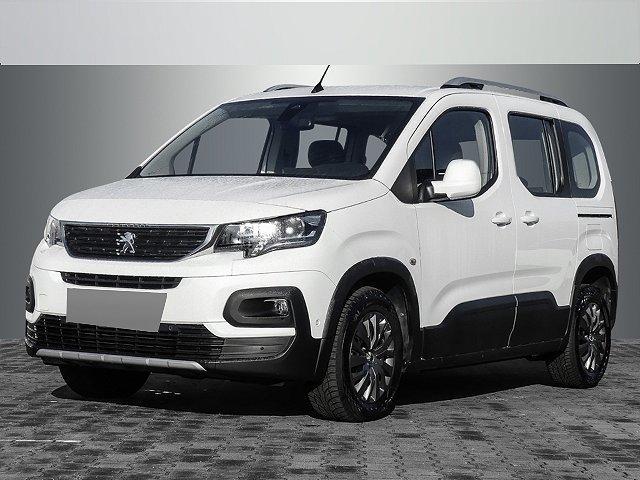 Peugeot Rifter - Allure L1 PT 130 EAT8, Rückfahrkam. PDCv+h Sitzheizung