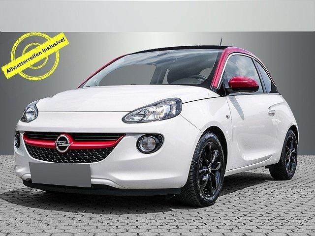 Opel Adam - Open Air 120J 1.4 Klimaauto Allwetter PDC