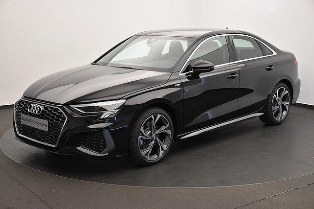 Audi A3 - Limousine 35 TFSI S-tronic S Line Mild-Hybrid/L