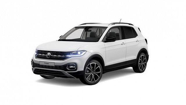 Volkswagen T-Cross - 1.0 TSI DSG Highline ACC/LED/R ka/Navi/Blu