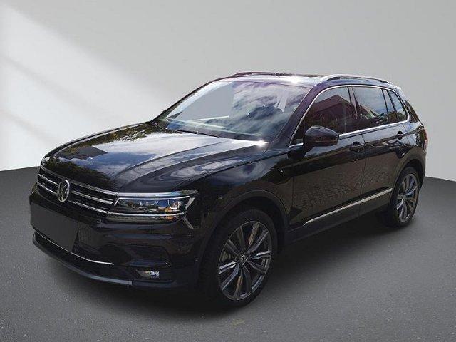 Volkswagen Tiguan - Highline 2,0 l TDI SCR 4MOTION 14 2.0TDI 190PS 7-Gang DSG