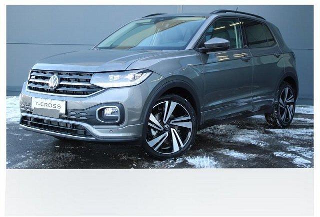 Volkswagen T-Cross - ACTIVE 1,0 l TSI DSG ACC Lane Assist