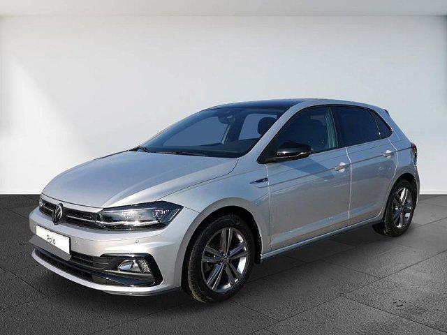 Volkswagen Polo - Highline 1,0 l TSI DSG Rear View, ACC LED