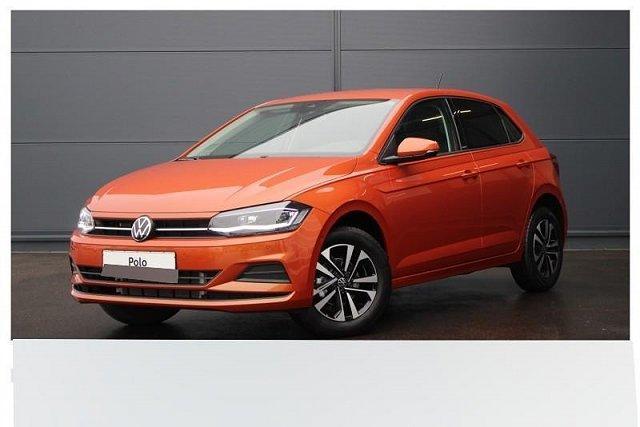 Volkswagen Polo - UNITED 1,0 l TSI DSG Rear View, Park Assist