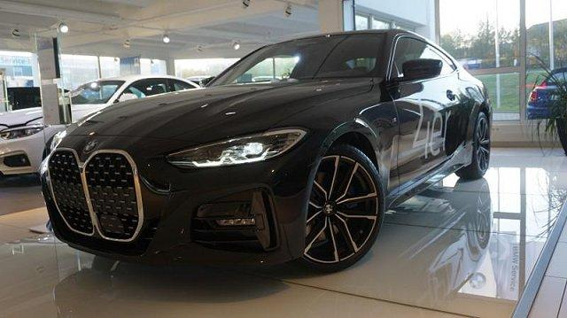 BMW 4er - 430i Coupé AHK M-Sport Entertainment BusinessProf