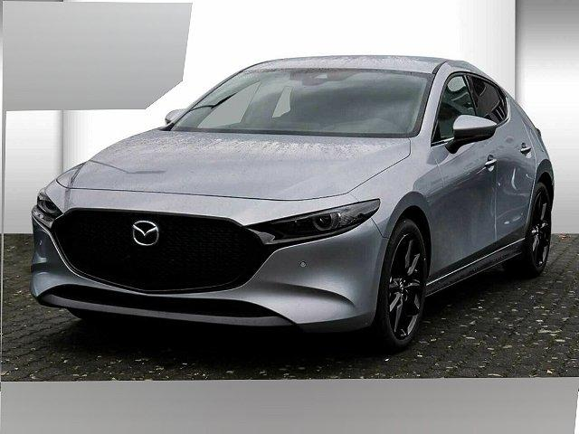 Mazda Mazda3 5-Türer - 3 SKYACTIV-X 2.0 AWD Automatik SELECTION Leder B
