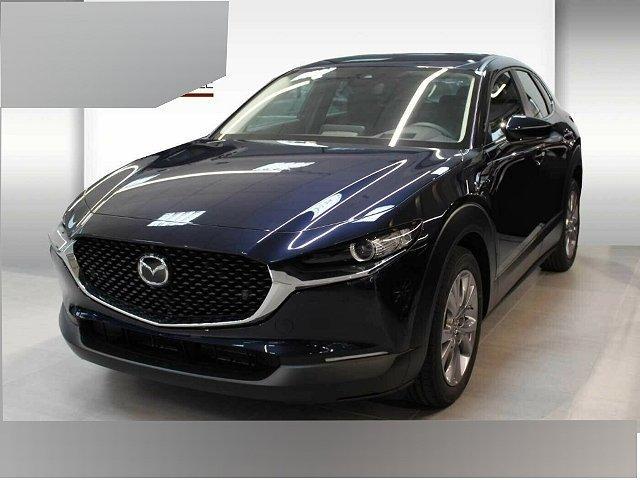 Mazda CX-30 - SKYACTIV-D 1.8 SELECTION ACT-Paket, Leder