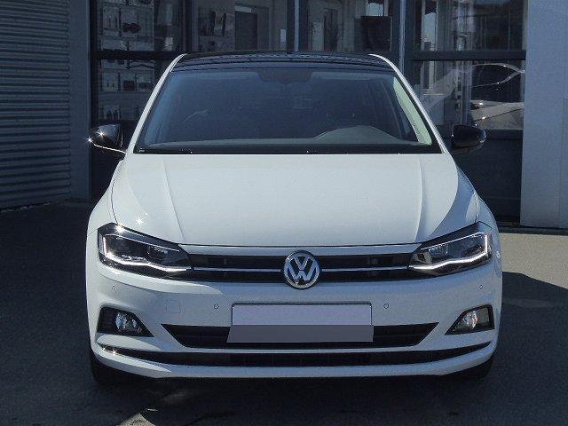 Volkswagen Polo - Highline TSI +DACH SCHWARZ+LED+ACC+MEDIA+LI