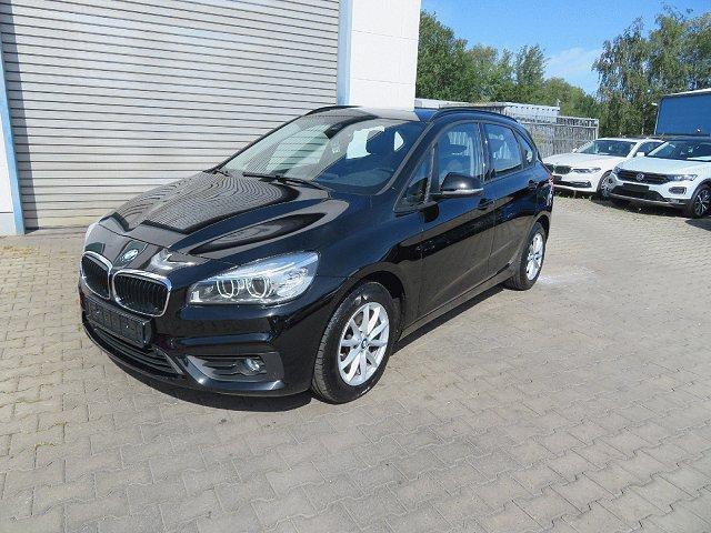 BMW 2er Active Tourer - 218 i Advantage*Navi*voll LED*Pano