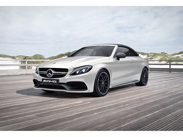 Mercedes-Benz C-Klasse AMG - C 63 S Cabrio Edition 1 designo Carbon Vmax