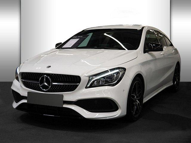 Mercedes-Benz CLA Shooting Brake - 200 SB AMG Line AHK Night LED Nav Kamera PTS