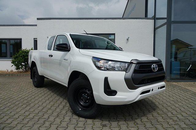 Toyota Hilux Extra Cab - 2,4 D-4D 150PS 6Gang 4x4 +AHK!