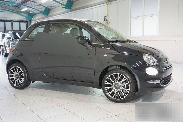 Fiat 500C - 1,0 GSE HYBRID DOLCEVITA LEDER SERIE 9