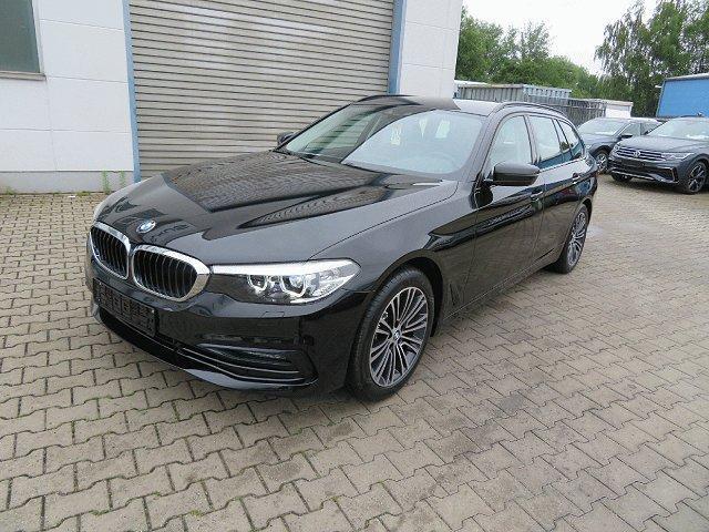 BMW 5er Touring - 520 i Sport Line*Live Cockpit Plus*DAB*