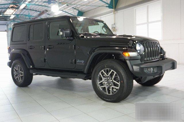 Jeep Wrangler - JL PLUG-IN HYBRID 4XE 80TH ANNIVERSARY MJ 21