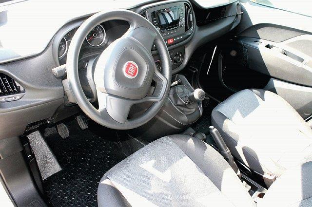 Fiat Doblò - Doblo L1H1 KaWa Basis 1.3 80 Klima,Bluetooth Rdo