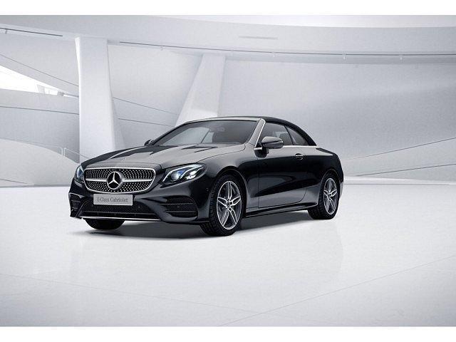 Mercedes-Benz E-Klasse - E 220 d Cabrio AMG Line Comand 360° Wärme-Komfor