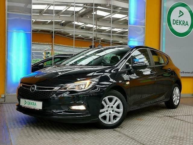 Opel Astra - 1,4T HB Apple CarPlay SHZ+LHZ PDC vo.+hi.