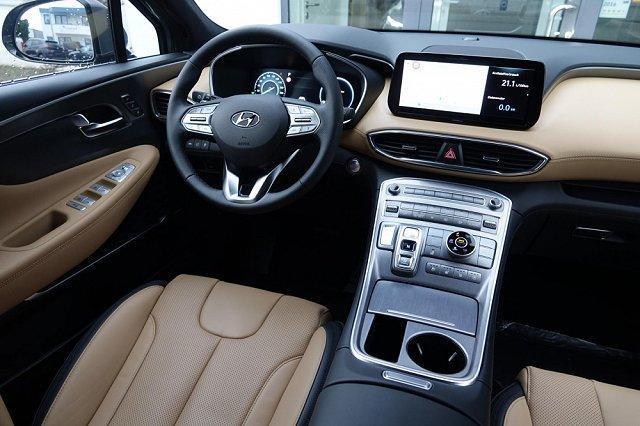 Hyundai Santa Fe - SIGNATURE 2.2CRDi Allrad Panoramadach!