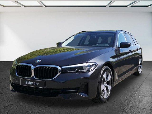 BMW 5er Touring - 520d AHK Businesspaket Komfortsitze