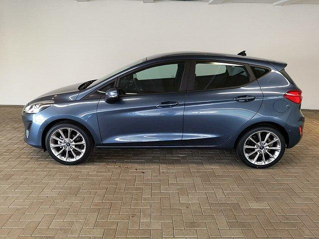 Ford Fiesta - COOL CONNECT WINTER-PAKET / PARKASSIST/ PDC/ ALU