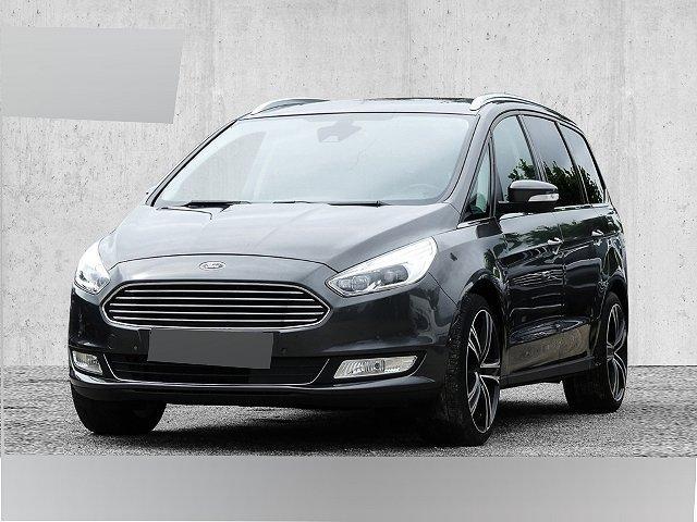 Ford Galaxy - Titanium 2.0 TDCi 7-Sitzer LED Navi Keyless Kurvenlicht e-Sitze Parklenkass. Rückfahrkam.