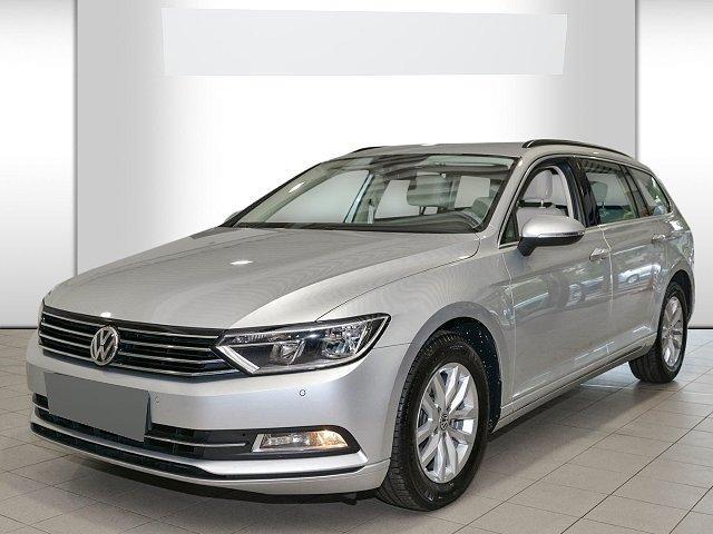 Volkswagen Passat Variant - 2.0 TDI Comfortline Navi*AHK*ACC*Alarm*Licht + Sicht
