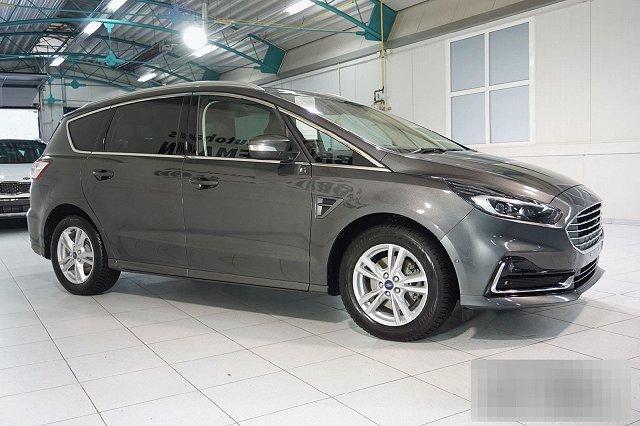 Ford S-MAX - 2,0 ECOBLUE AUTO. TITANIUM 7-SITZER NAVI LED KAMERA LM17