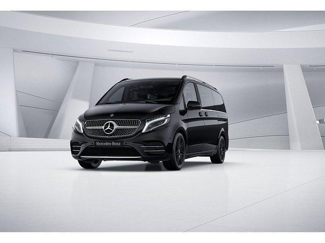 Mercedes-Benz V-Klasse - V 300 d 4M Extralang AMG EXCLUSIVE EDITION AHK S
