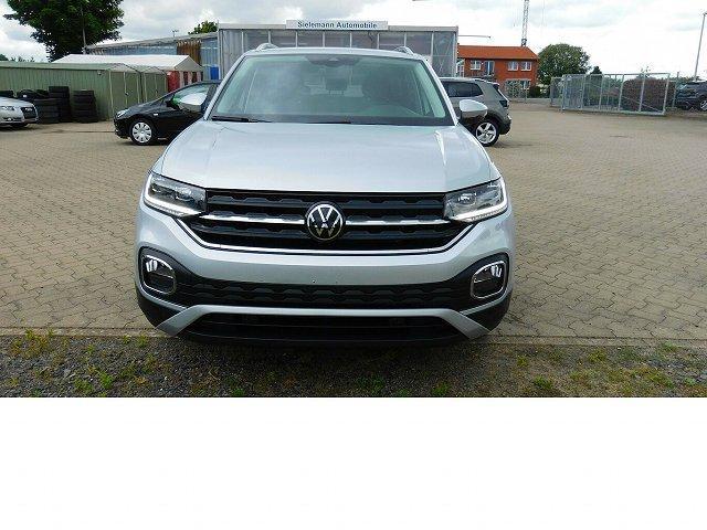 Volkswagen T-Cross - 1.5 Style OPF BMT TSI DSG Navi Klima