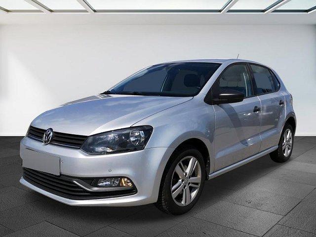 Volkswagen Polo - 1.0 Trendline BMT APS Klimaautomatik PDC MP3 Schn. Kurvenlicht
