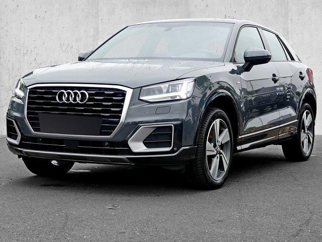 Audi Q2 - 1.4 TFSI S-tronic S-line ACC Sportpaket LED