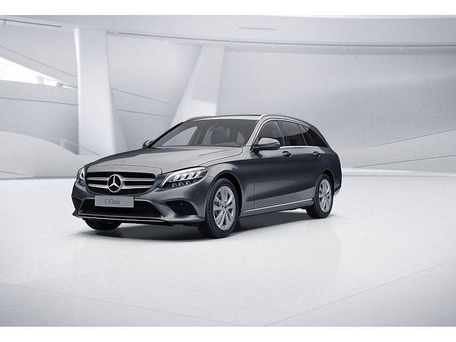 Mercedes-Benz C-Klasse - C 180 d T Avantgarde AHK LED Navi Kamera SHZ Ein