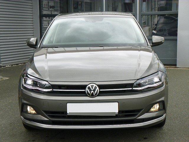 Volkswagen Polo - Highline TSI +LED+ACC+MEDIA+LICHT UND SICHT