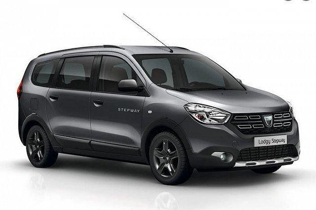 Dacia Lodgy - Stepway dCi 115 7 Sitzer! Navi*Kamera*Shzg
