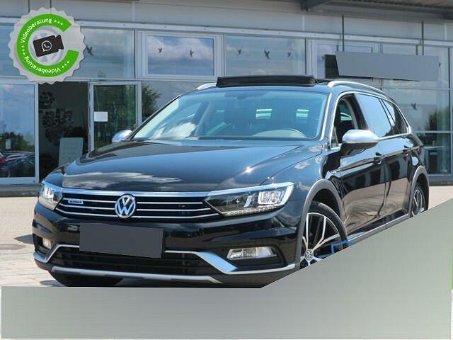 Volkswagen Passat Alltrack - 2.0 TDI DSG 4-MOTION NAVI+LED+BL