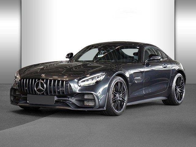 Mercedes-Benz AMG GT - Coupe Night Aero-Pak. Perf.Sitze Burmeste