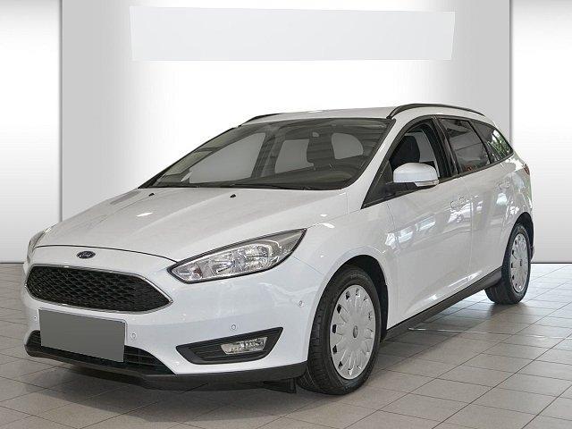 Ford Focus Turnier - ECOnetic Trend*Navi*Climatronic*Tempo*Park Assist*SHZ*Privacy Verglasung