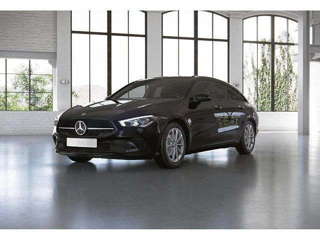 Mercedes-Benz CLA Shooting Brake - 180 SB Night Progressive LED Navi Spurh.-Ass