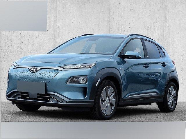 Hyundai Kona - Style Elektro 2WD LED Navi Keyless Rückfahrkam. Fernlichtass. LED-hinten LED-Tagfahrlicht