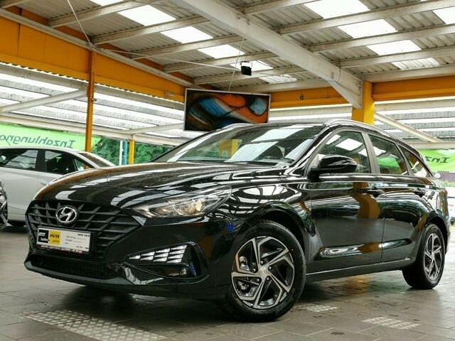 Hyundai i30 Kombi - CRDI Comfort Bluetooth 16quotAlu Tempomat